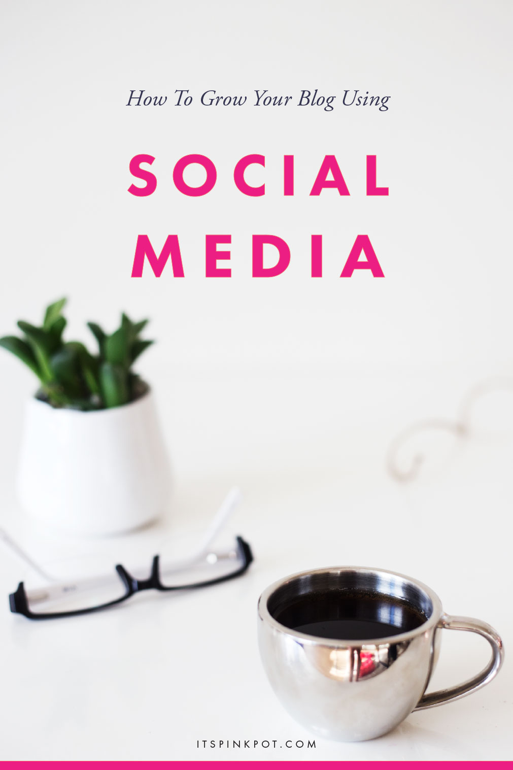 Want to grow your blog? Use social media. Here are my tips to incresae your blog's growth and enagagement using social media like twitter, bloglovin, instagram etc.
