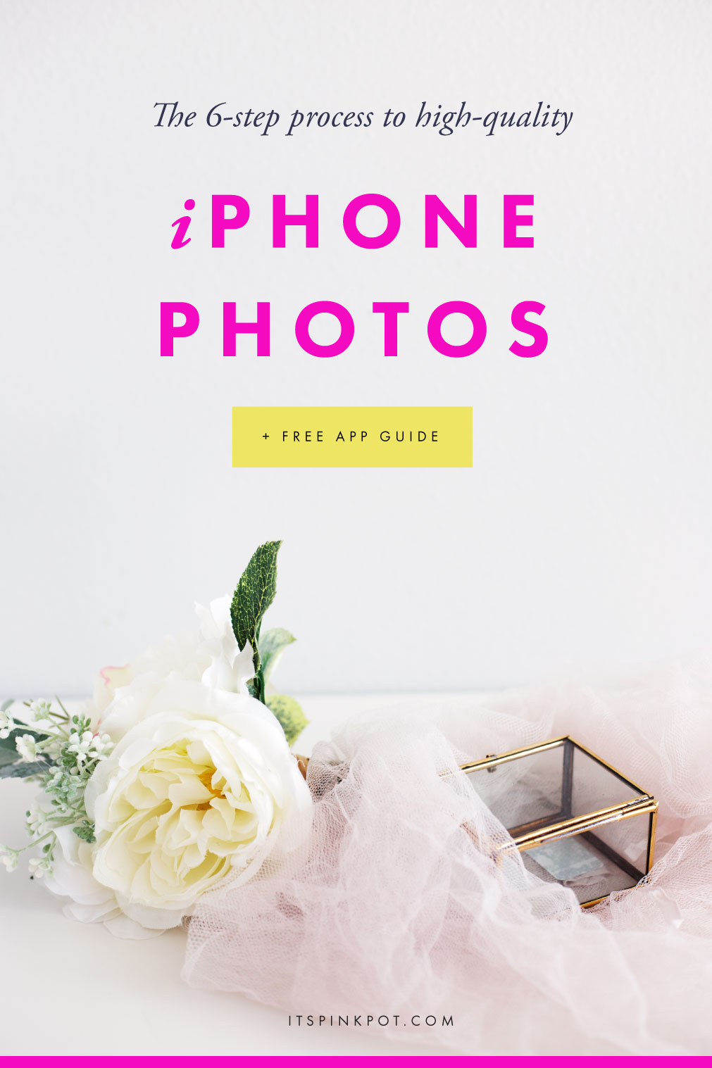Did you know you can take high quality stock photos for your blog using your iPhone? Its easy , quick and doesn't cost you anything! Click here to learn the 6-step process forshoot amazing pictures for your business using your iPhone! >>