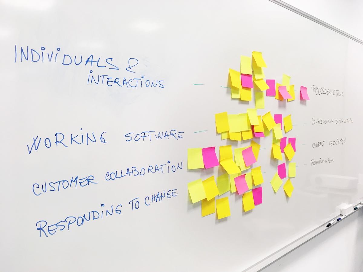 Software development plans