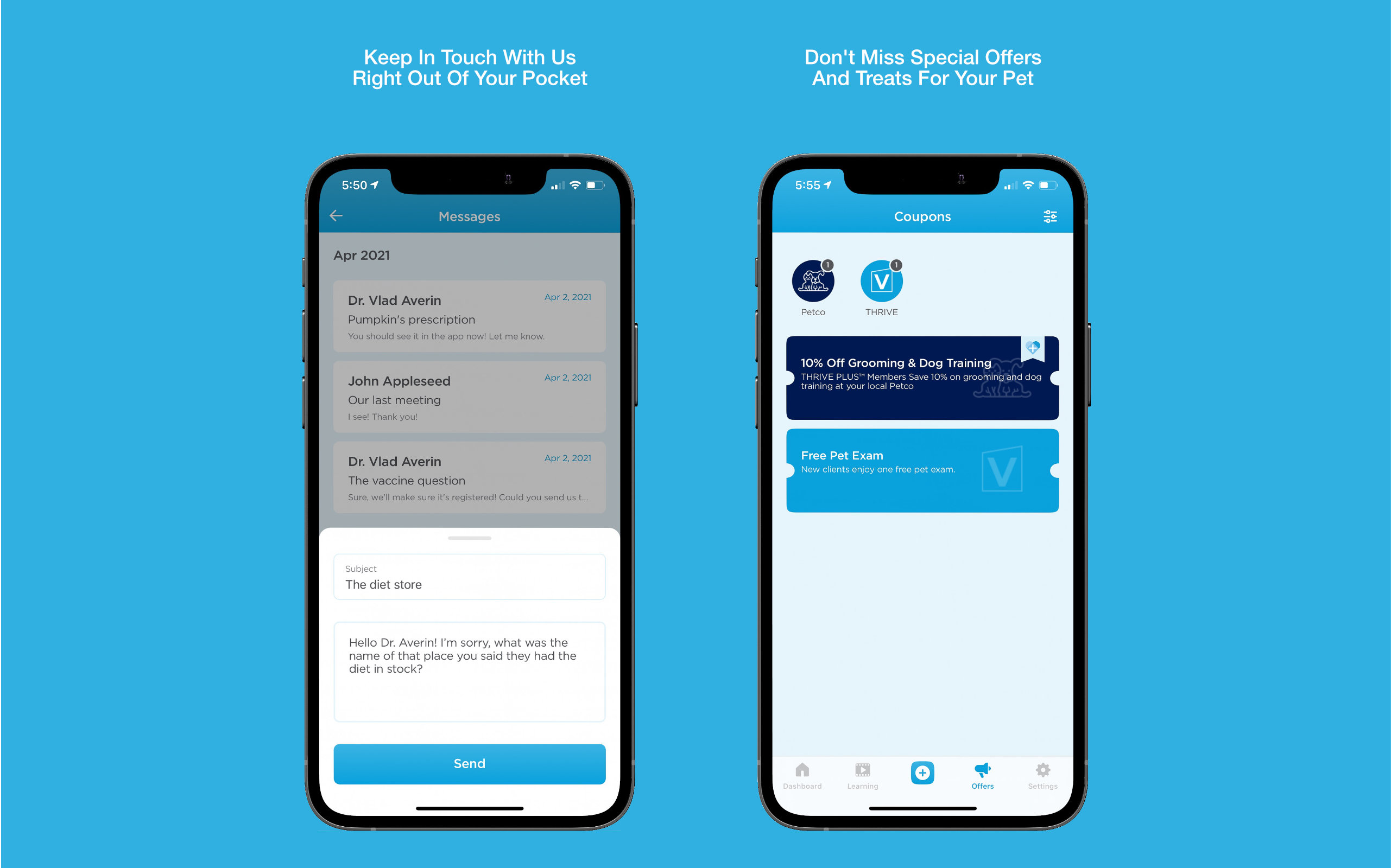 THRIVE Mobile App