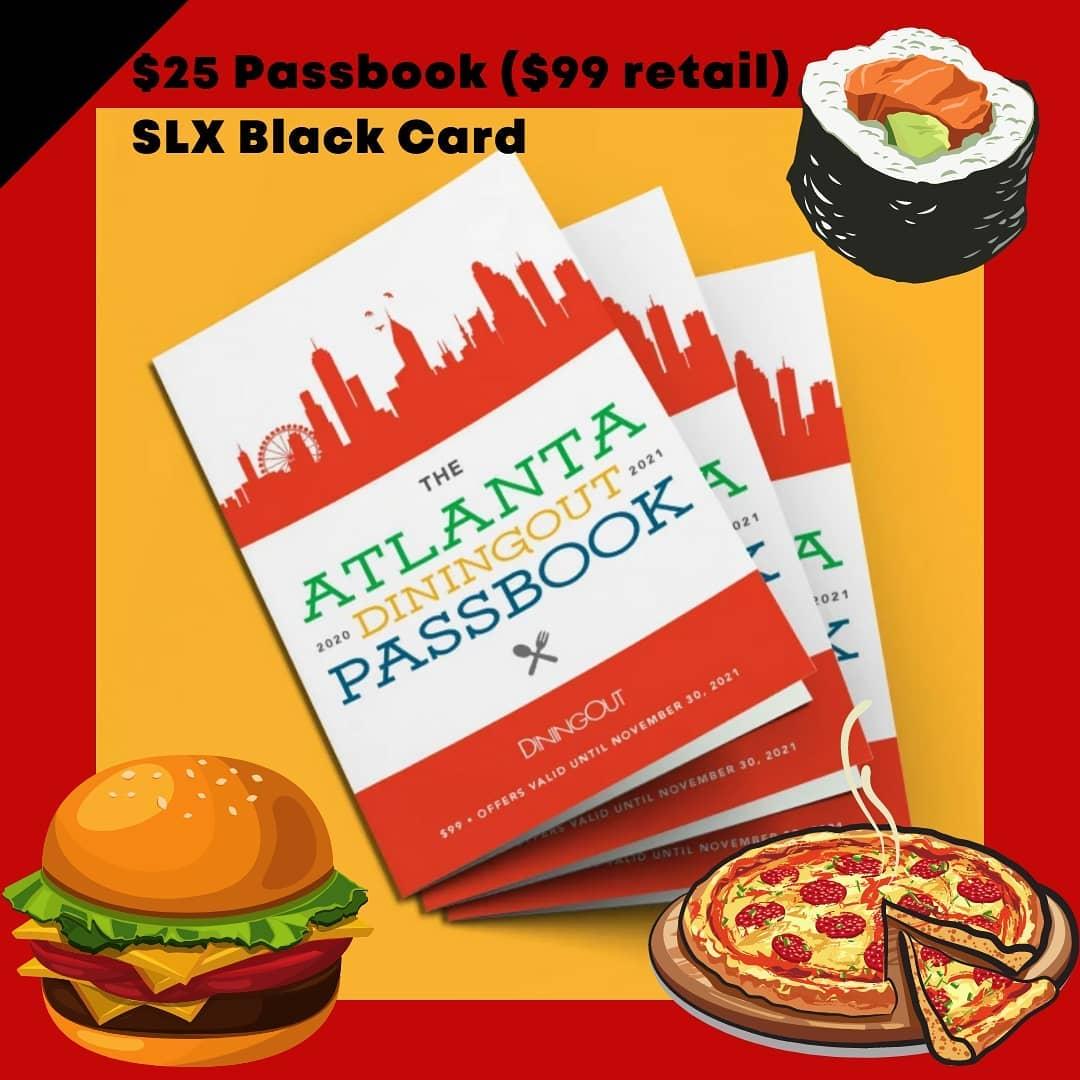DiningOut Atlanta Passbook