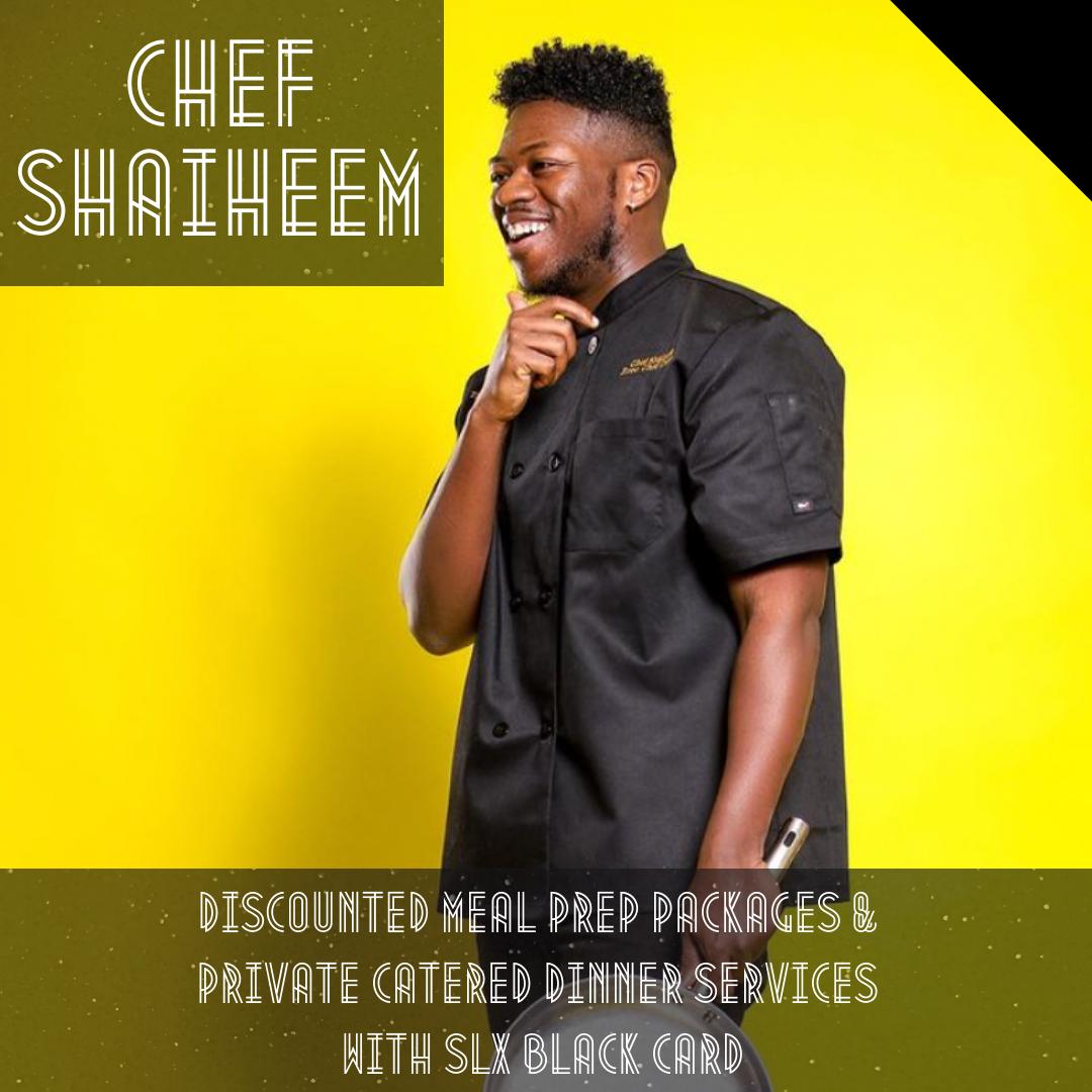 Chef Shaiheem