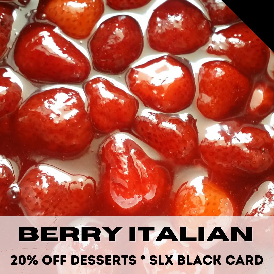 Berry Italian