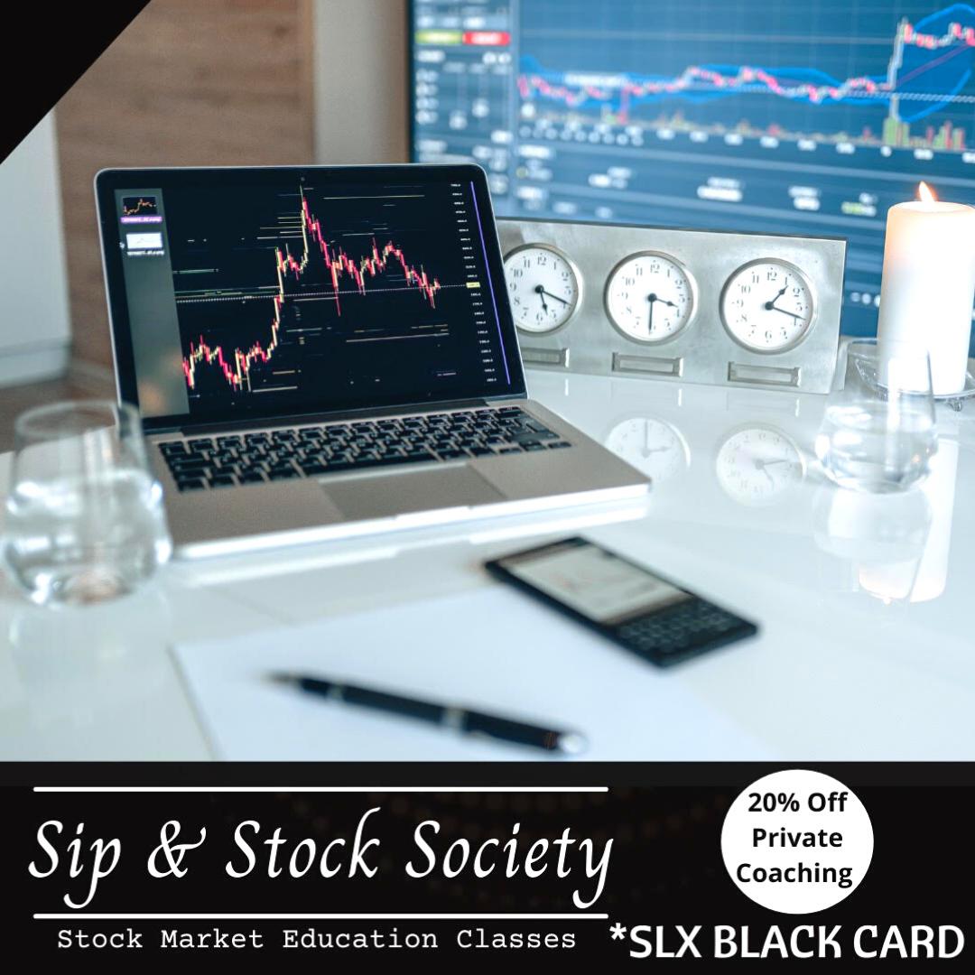 Sip & Stock Society