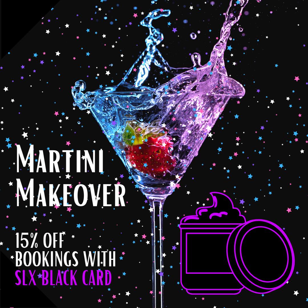 Martini Makeover