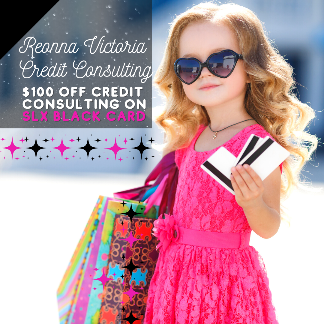 Reonna Victoria Credit Consulting