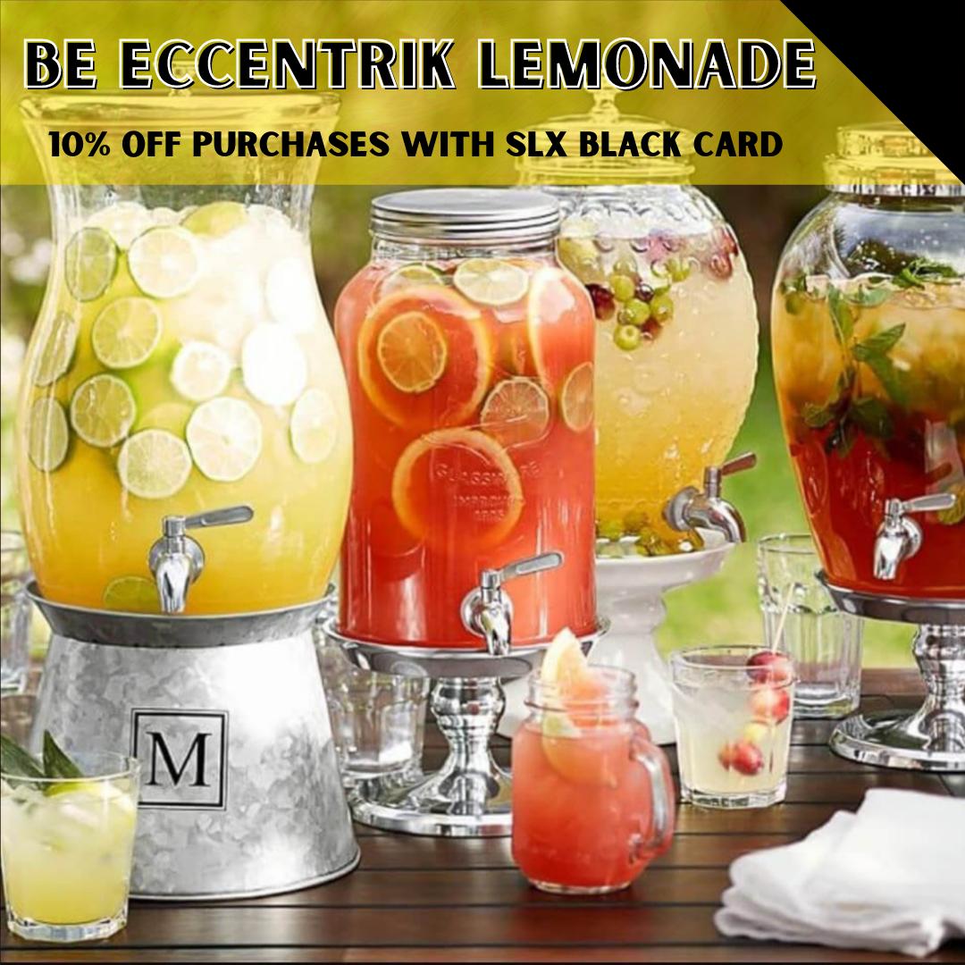 Be Eccentrik Lemonade