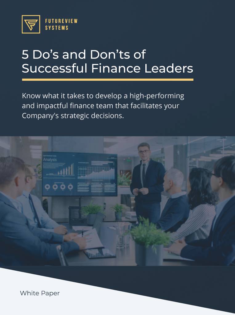 5 Do's and Don'ts of Successful Finance Leaders