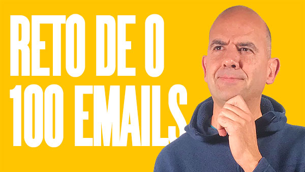 eto de 0 a 100 emails en 5 dias
