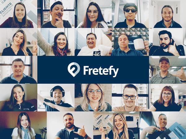 Fretefy é uma empresa de tecnologia para o transporte de cargas