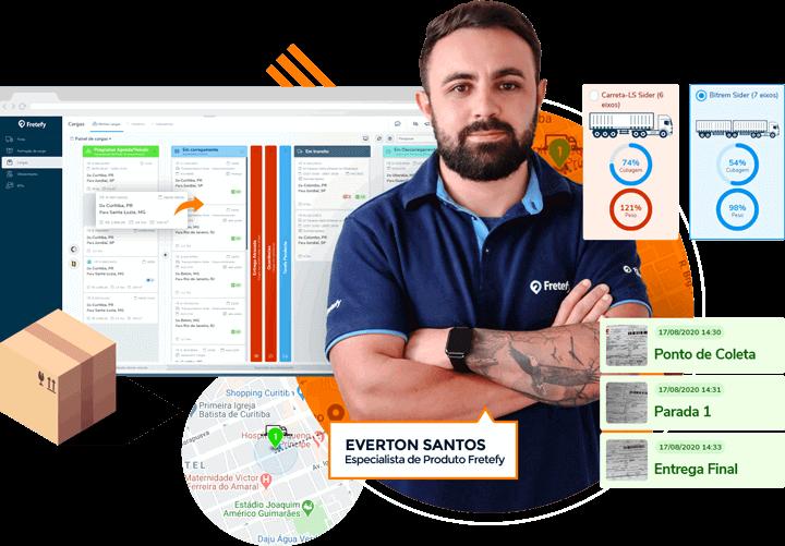Software de logística para Transportadoras e Operadores Logístcos
