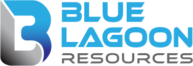Image: Blue Lagoon Resources Logo