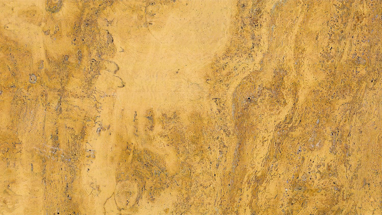 Golden Travertine
