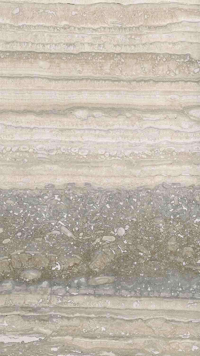 Silver Travertine Light