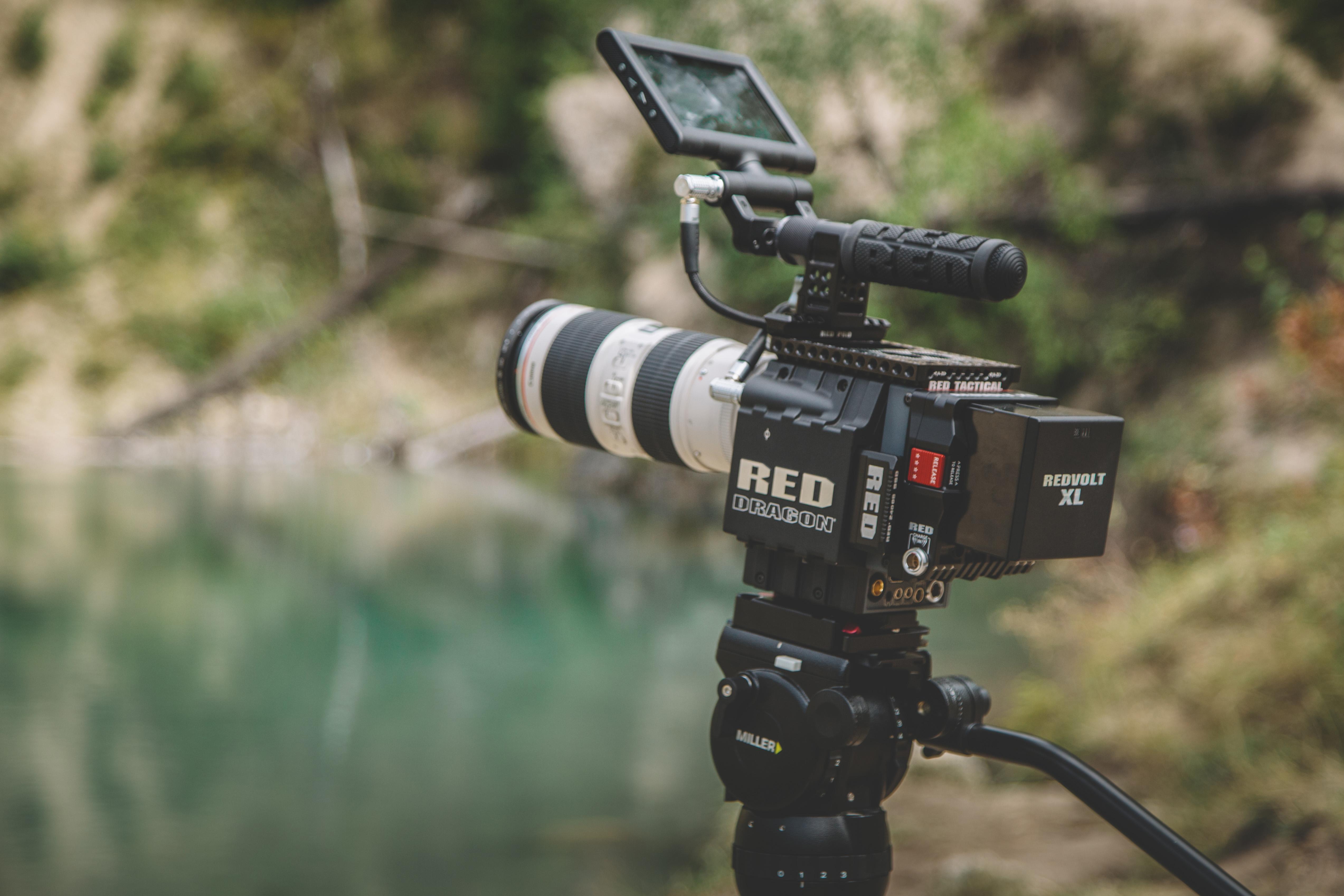 Iconium RED camera
