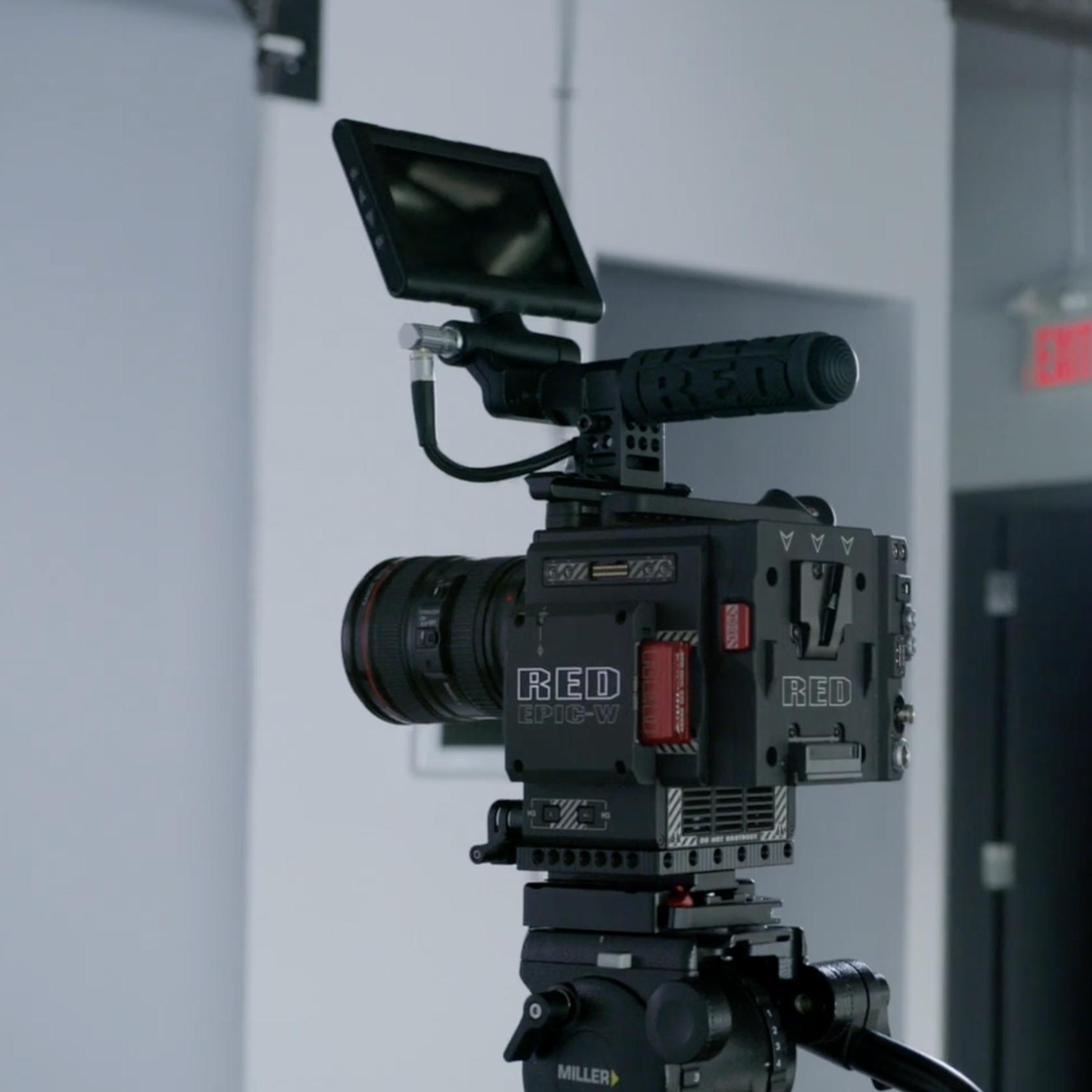 Iconium Media RED camera