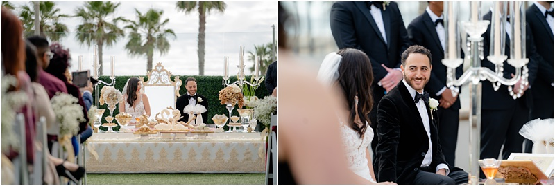 persian wedding ceremony huntington beach