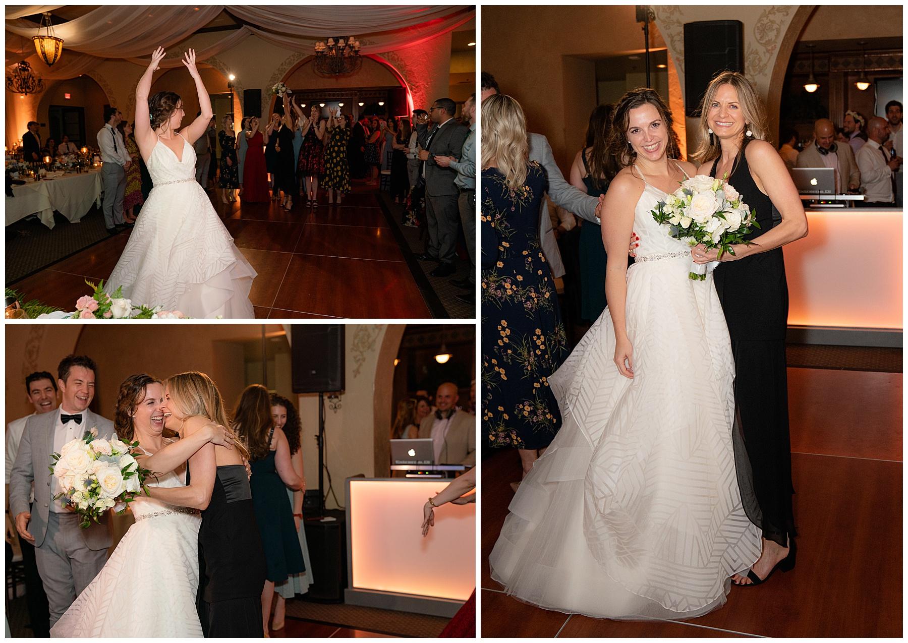 talega golf club weddings dancing