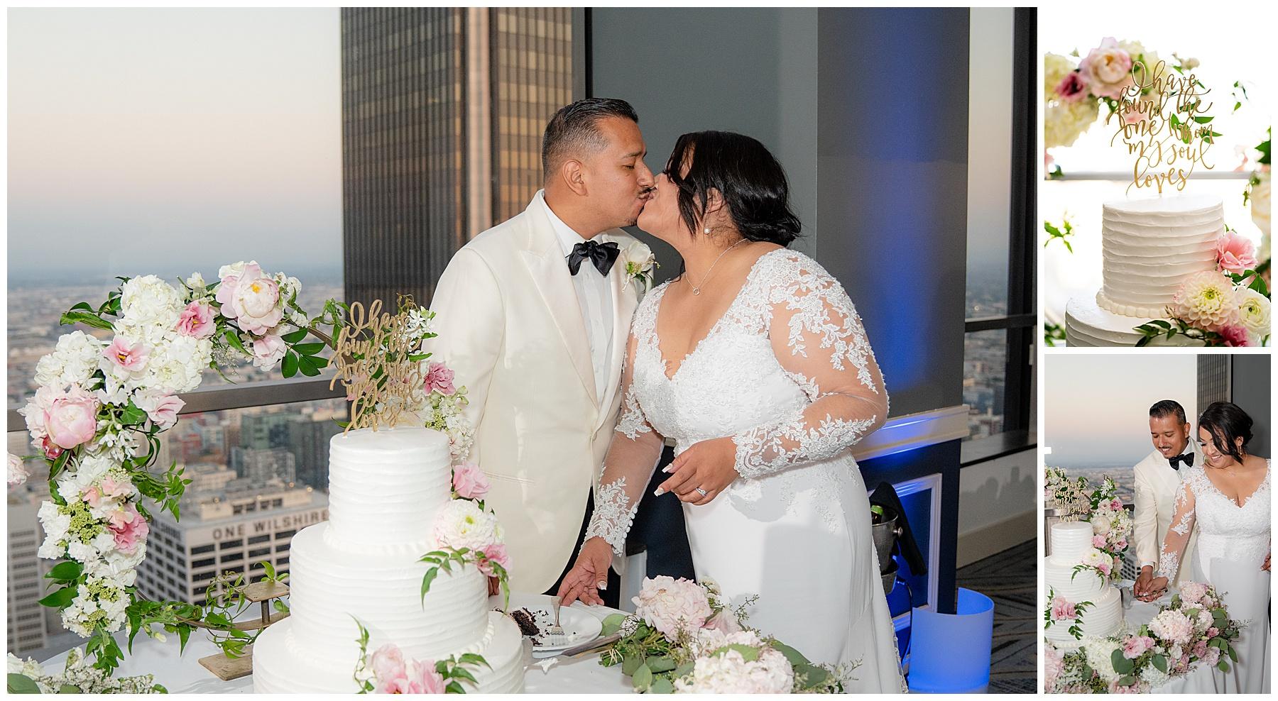 city club la wedding