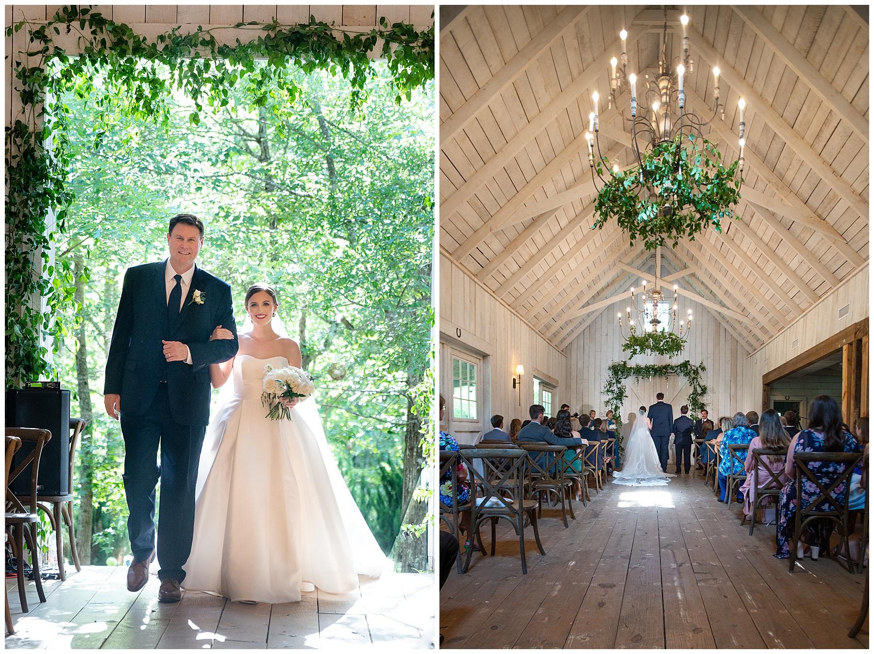 barn wedding j&d farms wedding