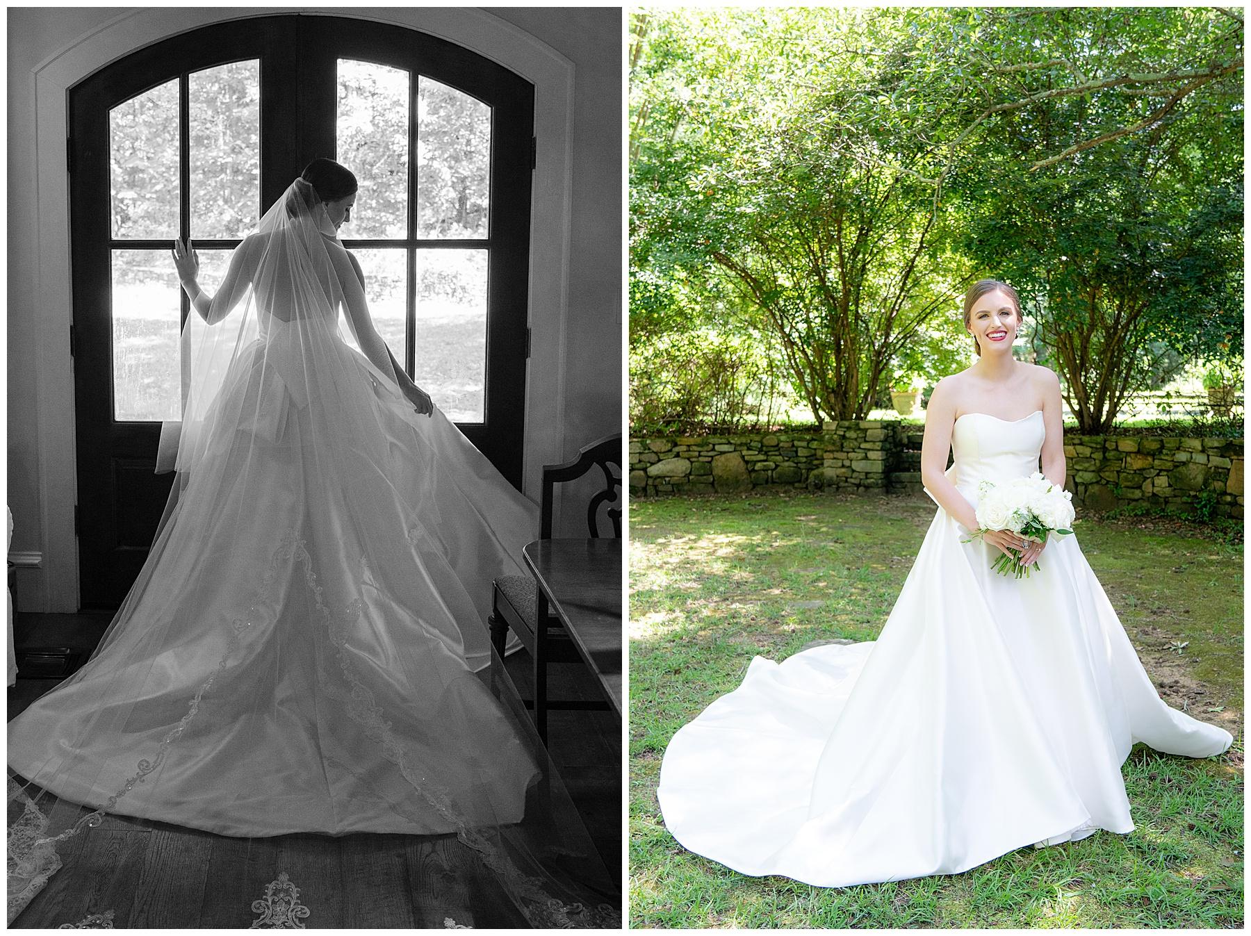 bride sihlouette