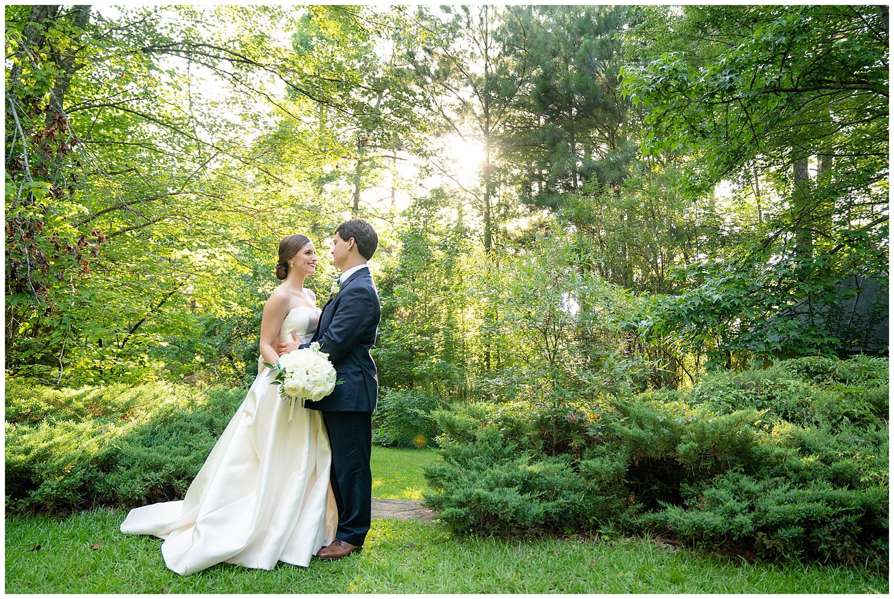 j&d farms wedding mr and mrs portrait