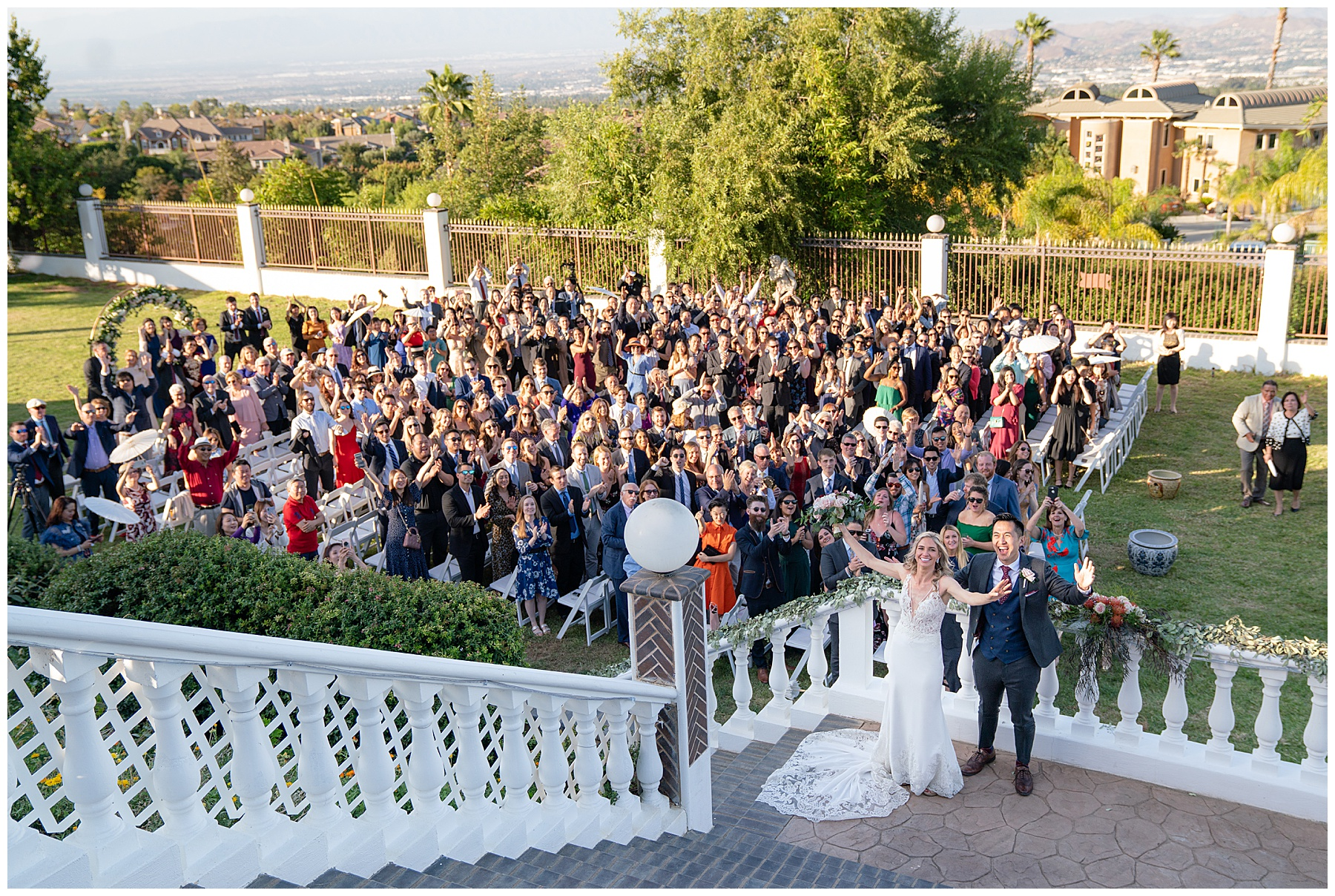 all wedding guest photo