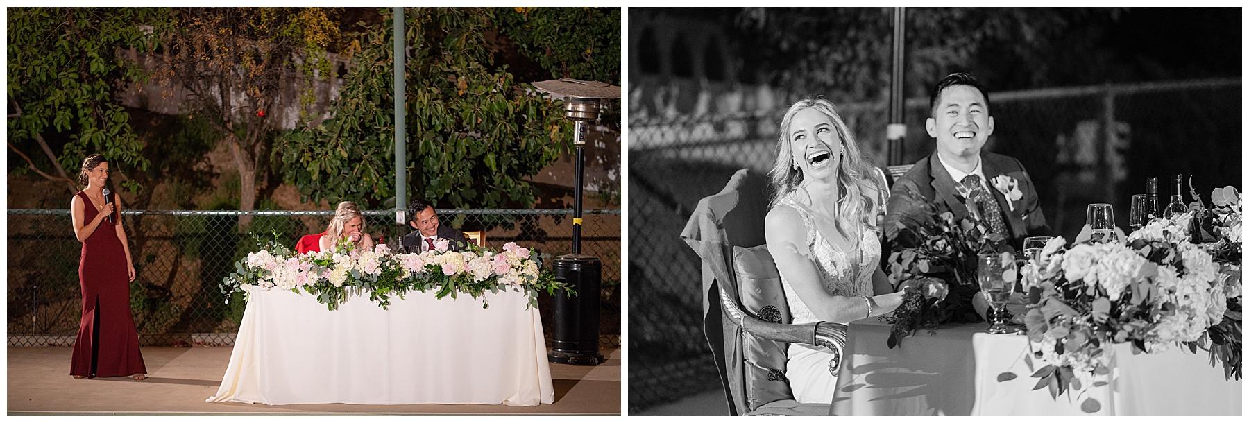 corona wedding toasts