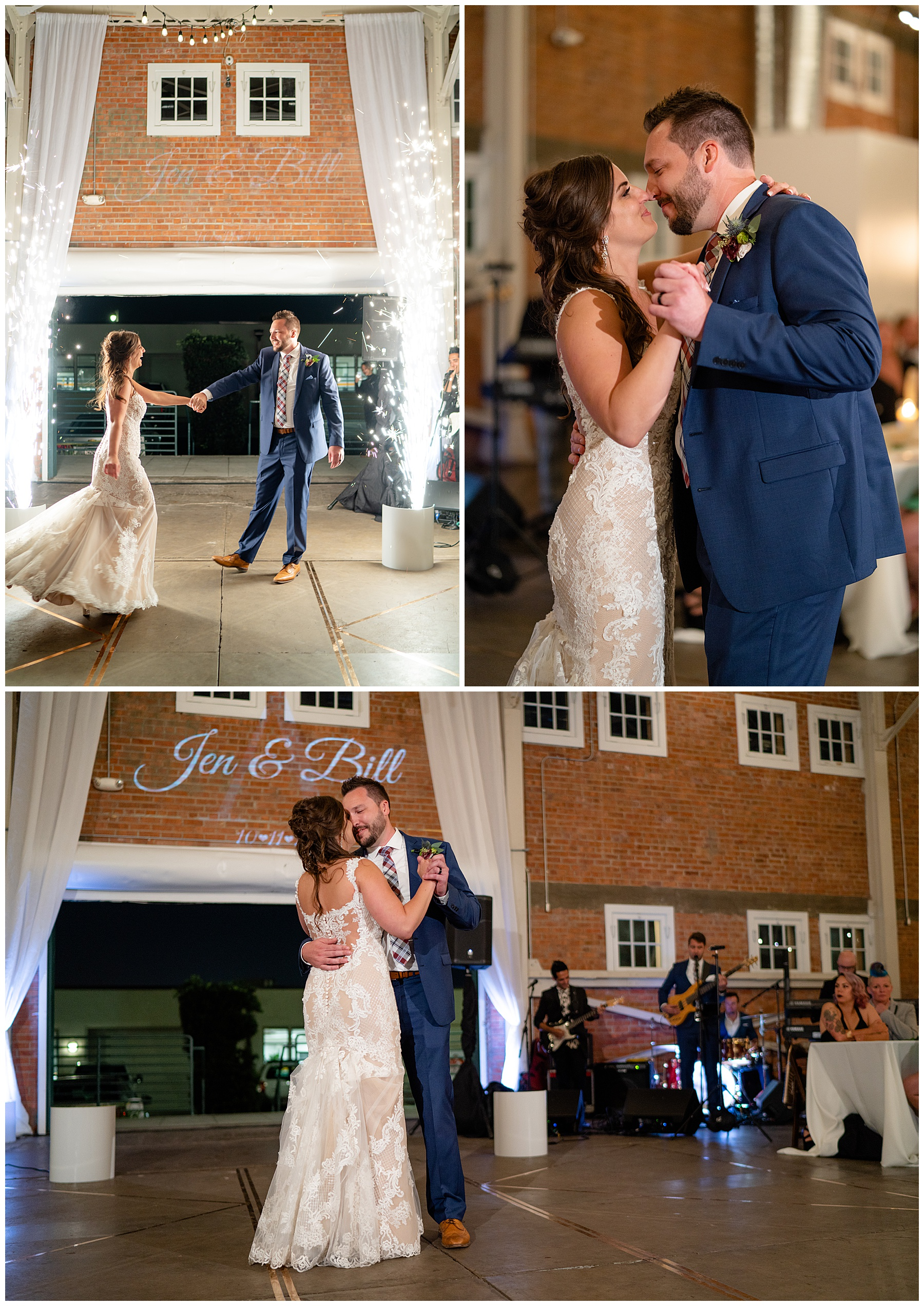 brick wedding san diego