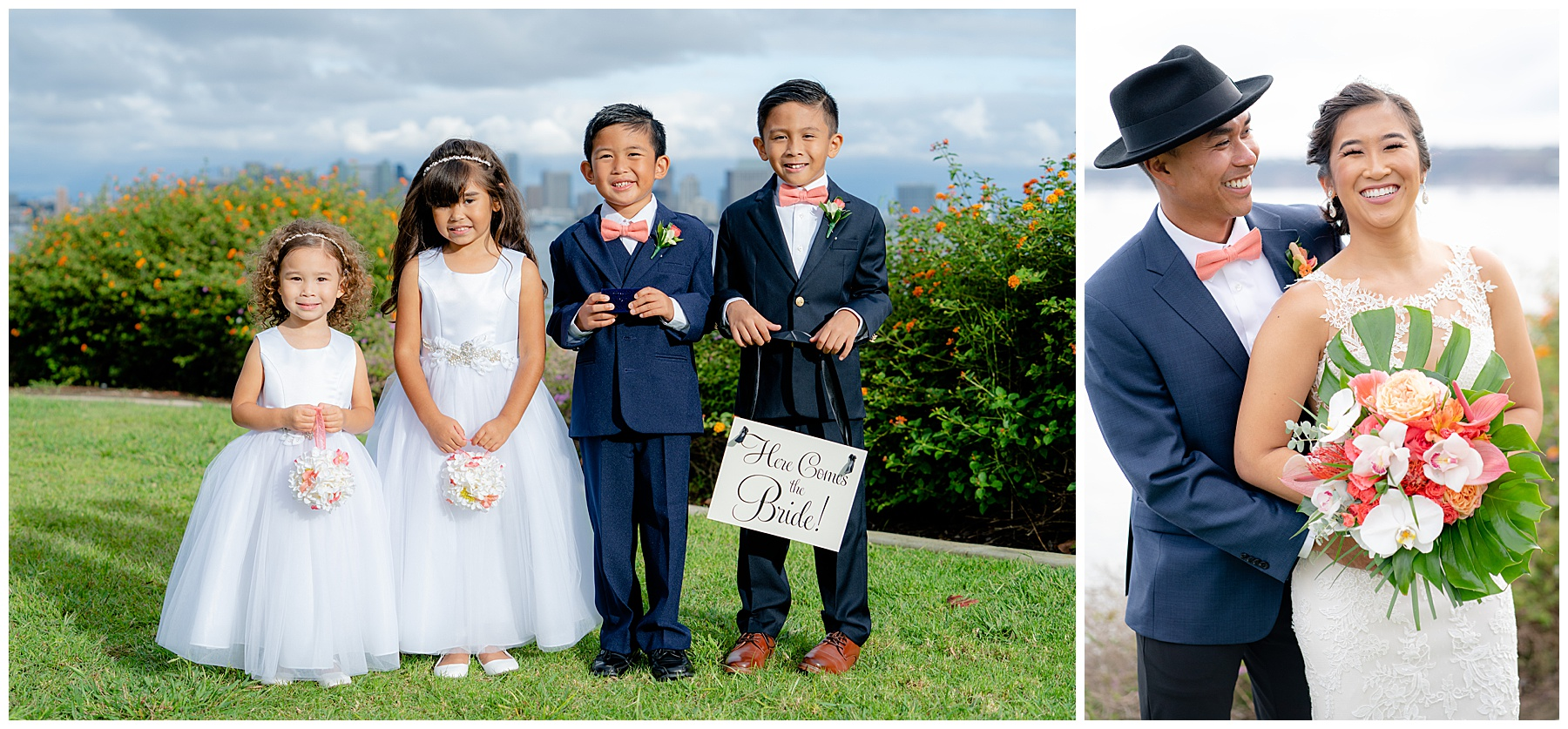 flower girls and ring bearers outfits
