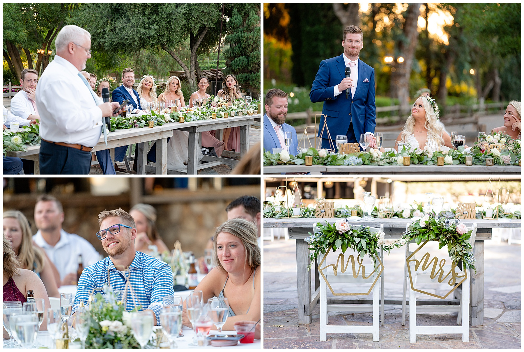 lake oak meadows weddings toasts