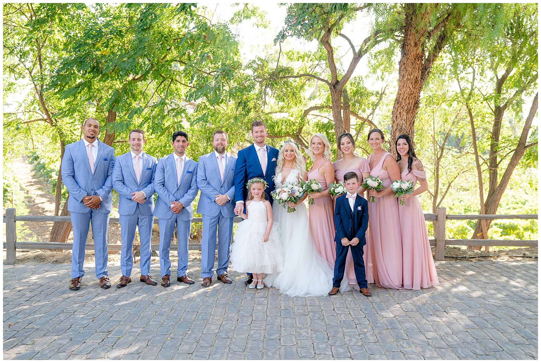 lake oak meadows weddings and events temecula ca wedding party