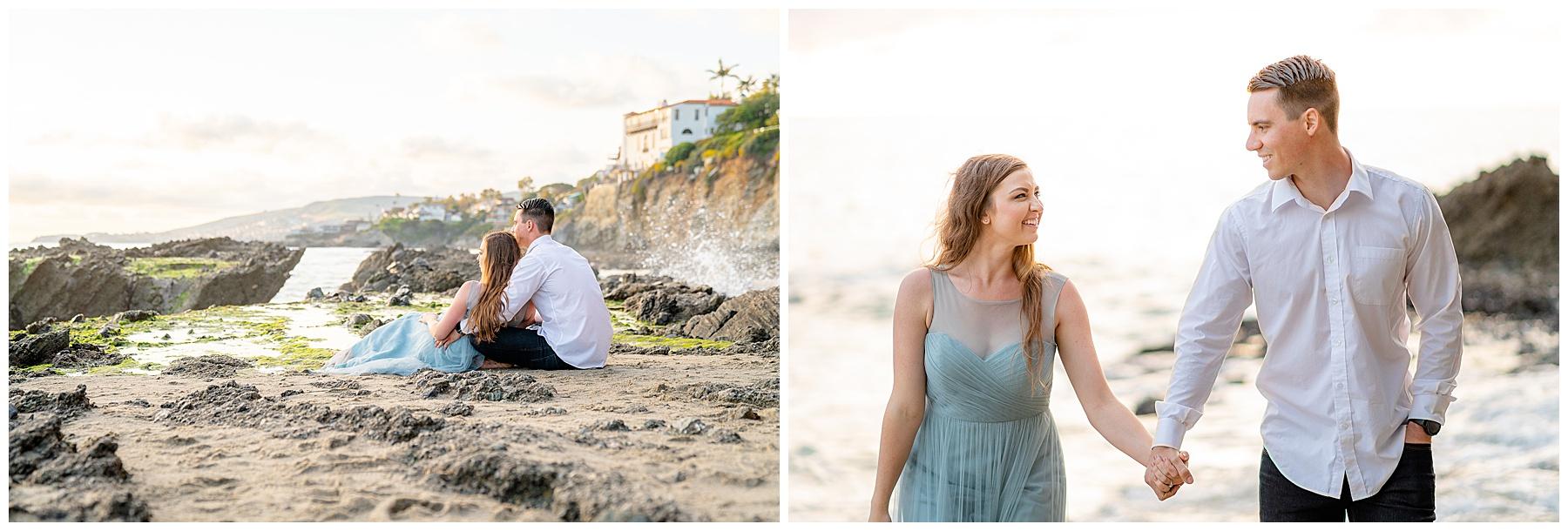 victoria beach laguna engagement photos