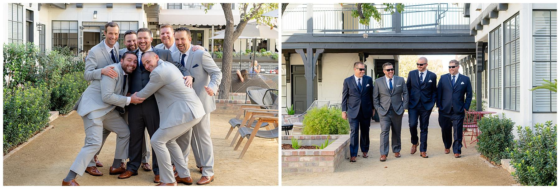 the landsby wedding