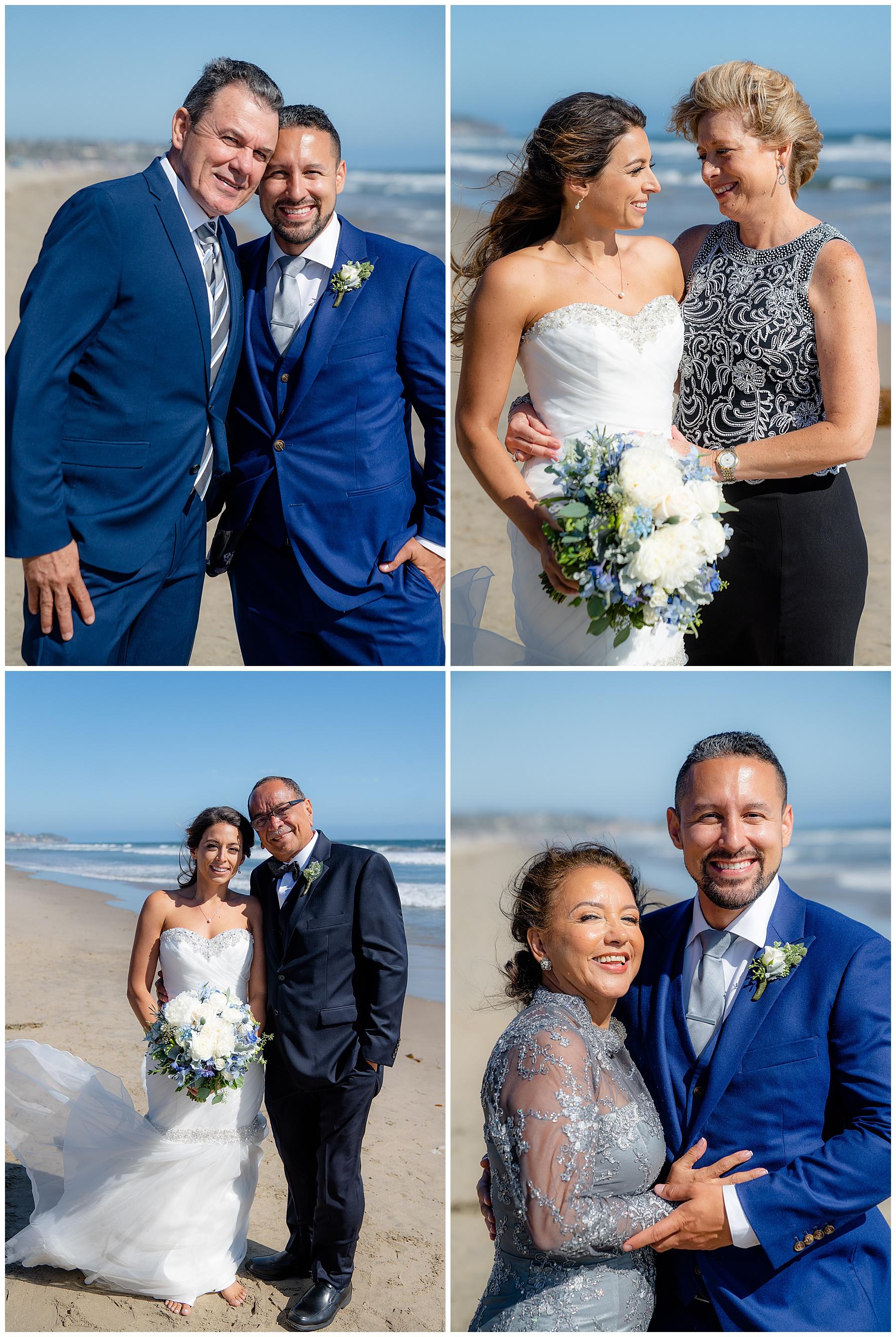 malibu wedding beach