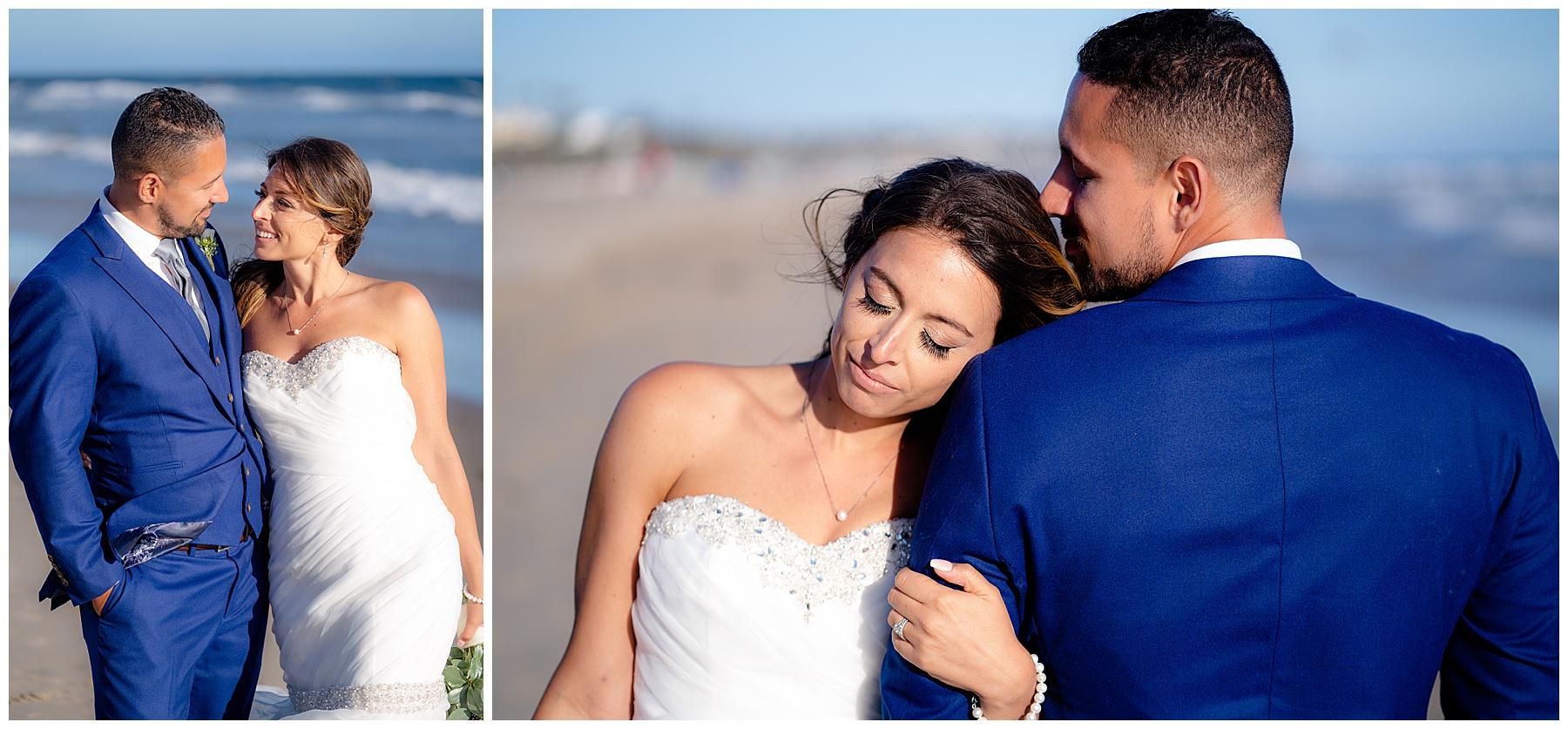 Malibu beach wedding