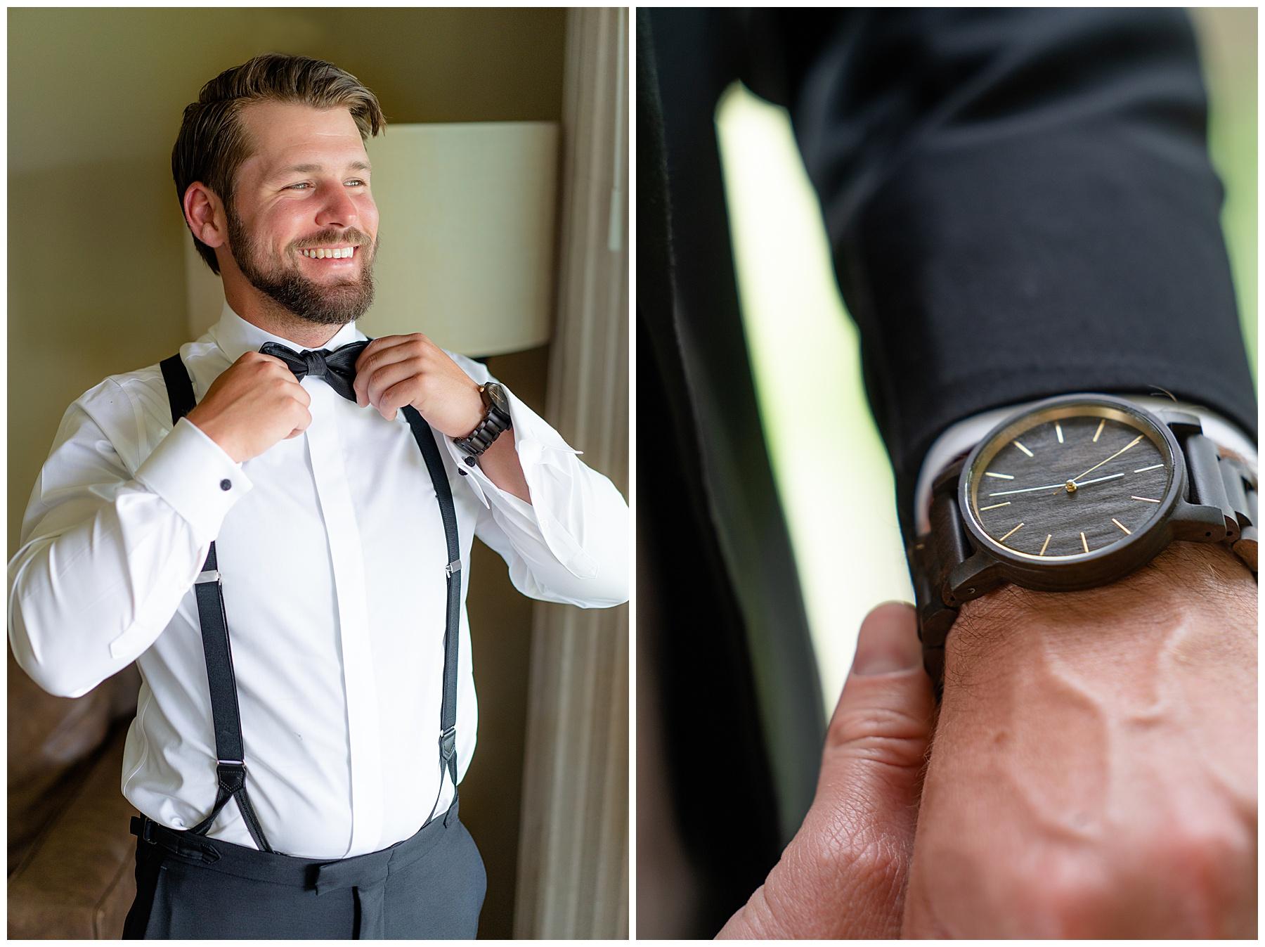 groomsman watch