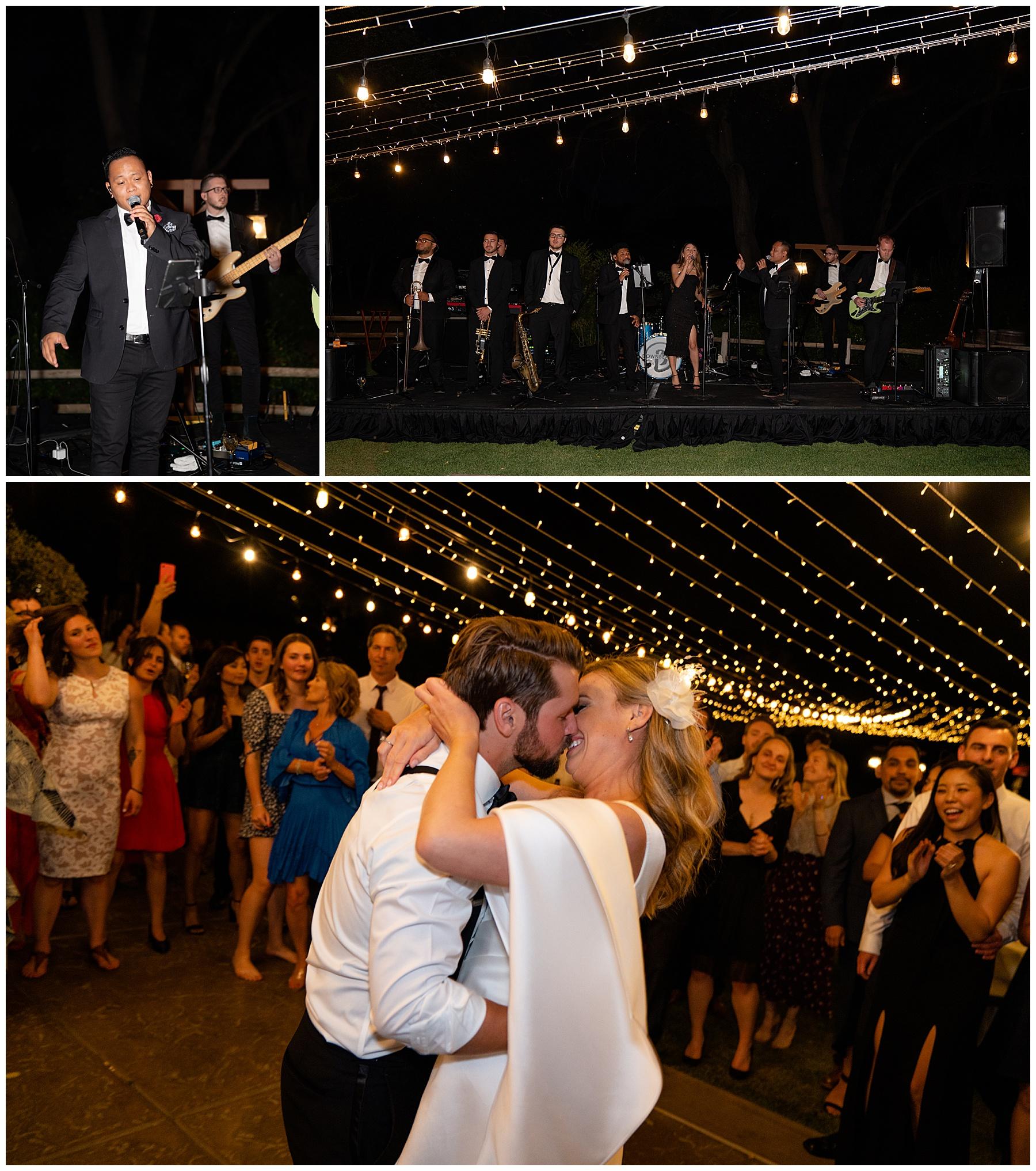temecula creek inn wedding dancing