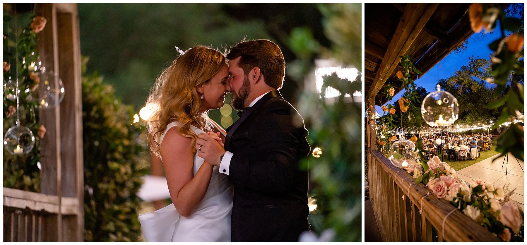 first dance temecula creek inn wedding