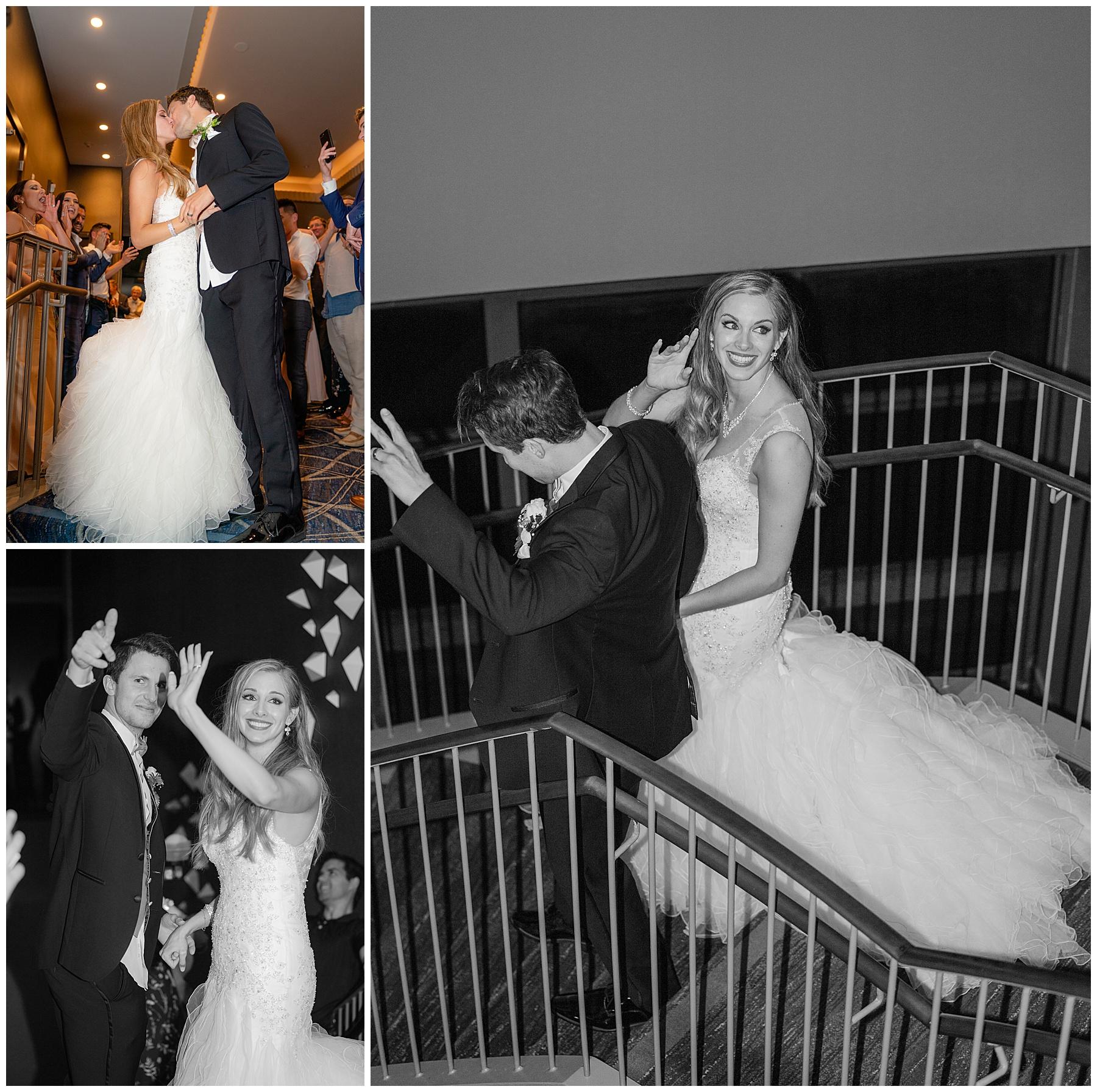 marriott marina del rey wedding exit