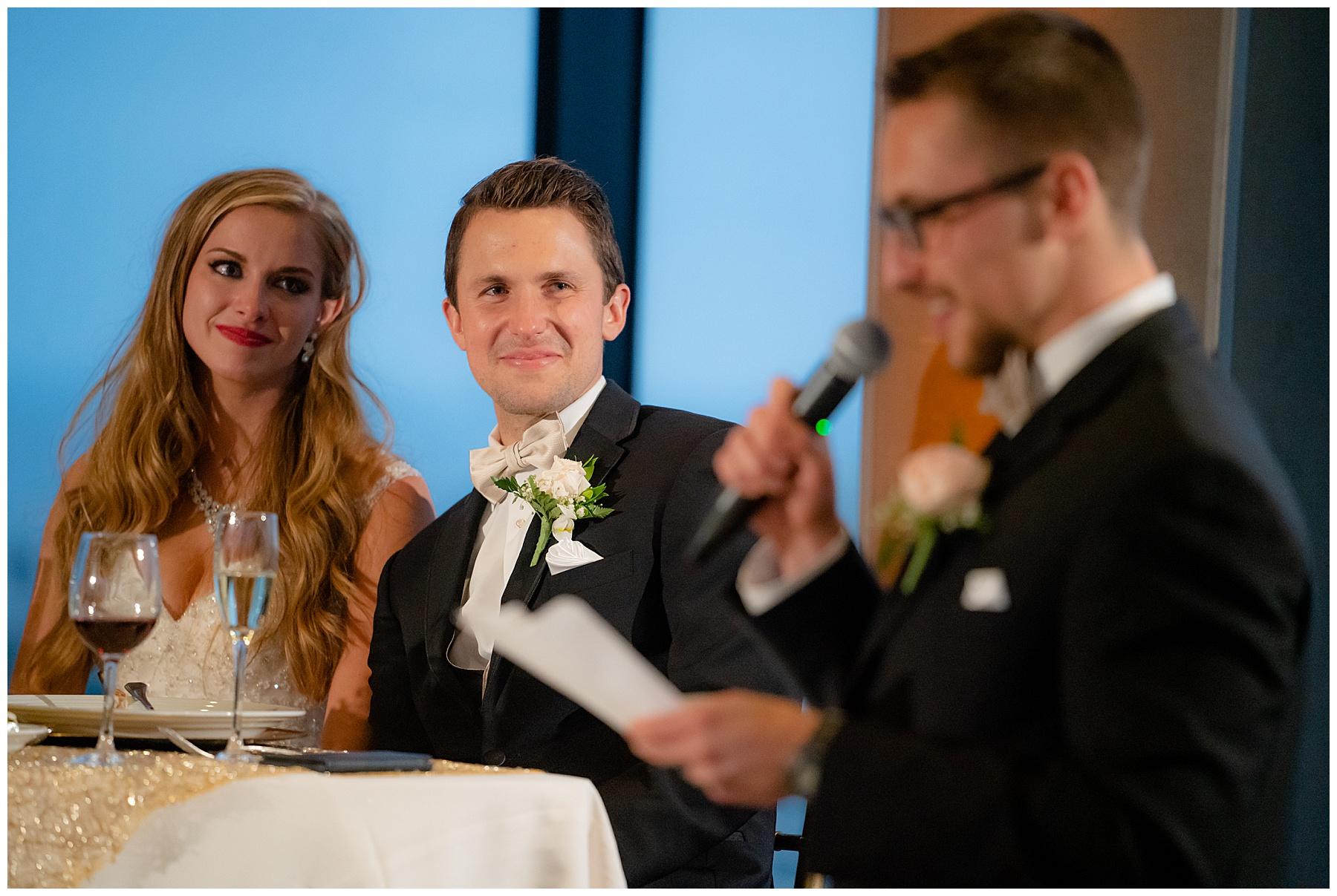 marriott marina del rey wedding toasts