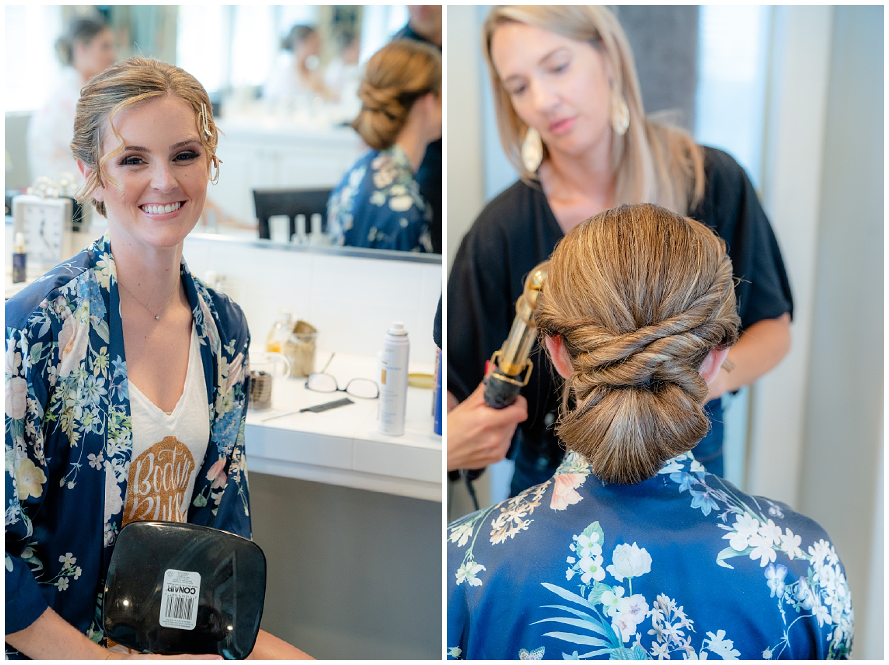 wedding bridal hair idea