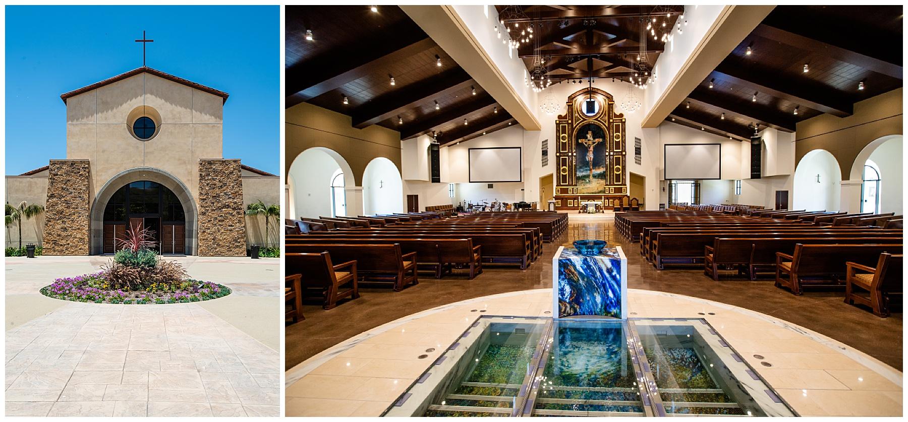 Holy Trinity Catholic Church, Ladera Ranch