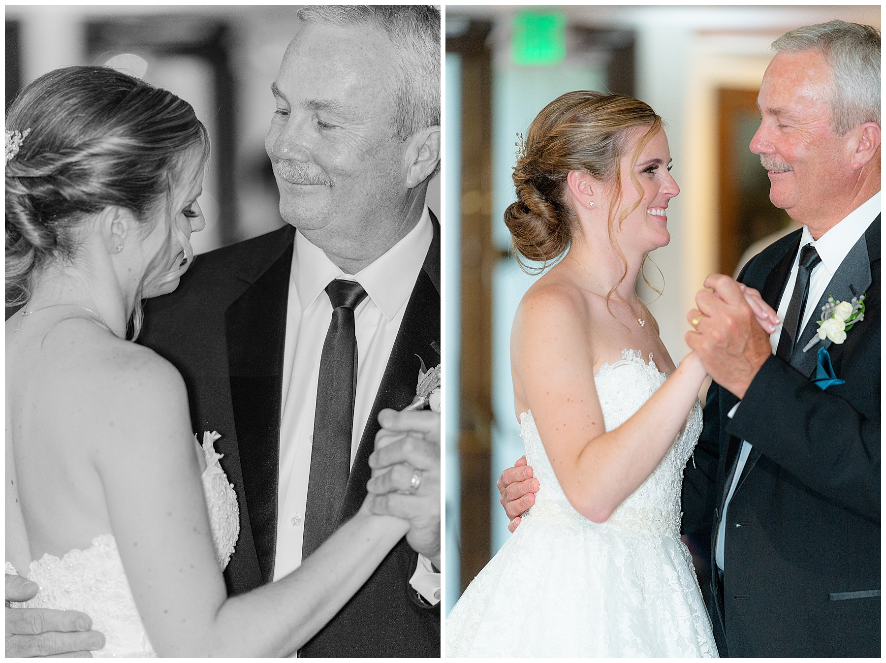 coto valley country club first dance