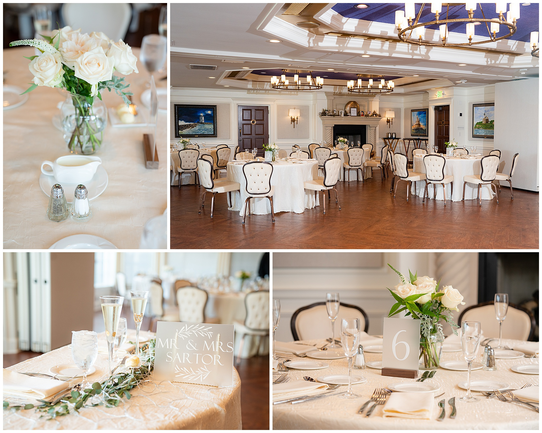 saybrook resort & marina wedding