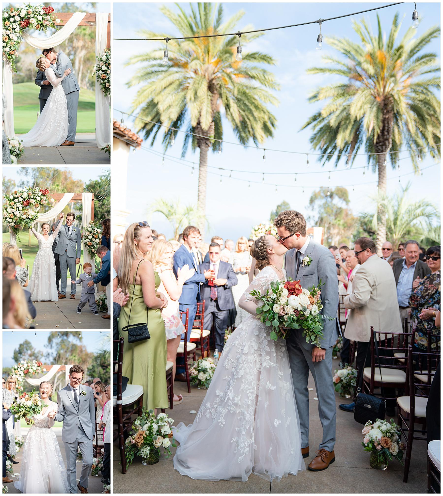 talega golf club wedding ceremony