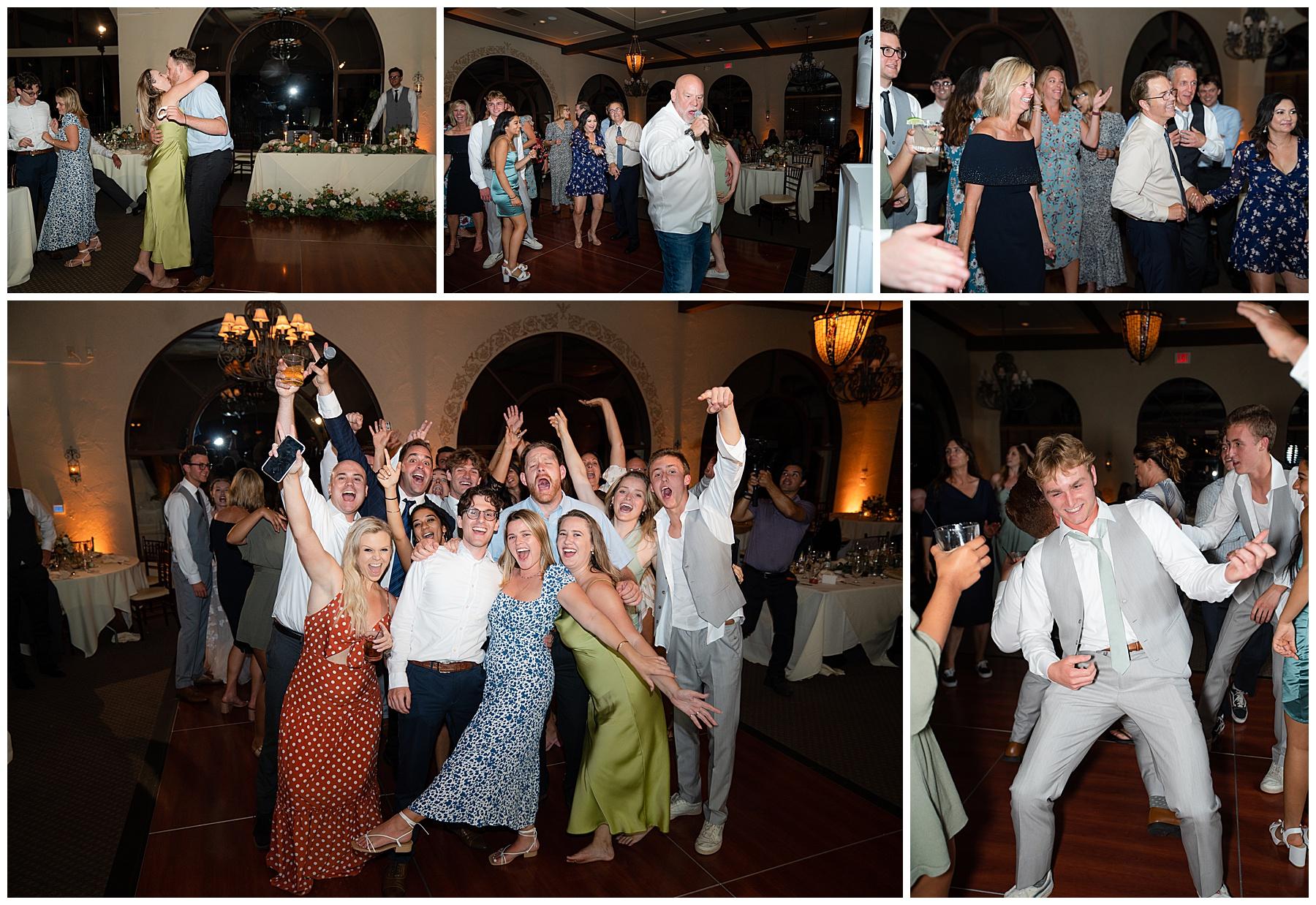 talega golf club wedding reception