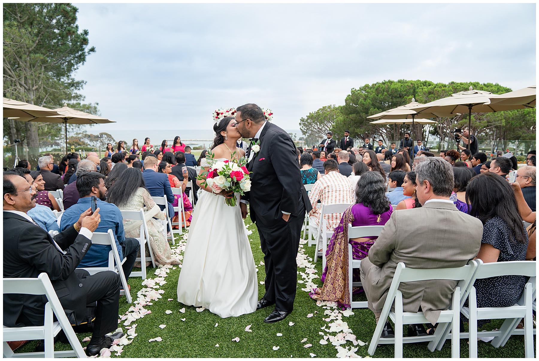 laguna cliffs marriott dana point wedding