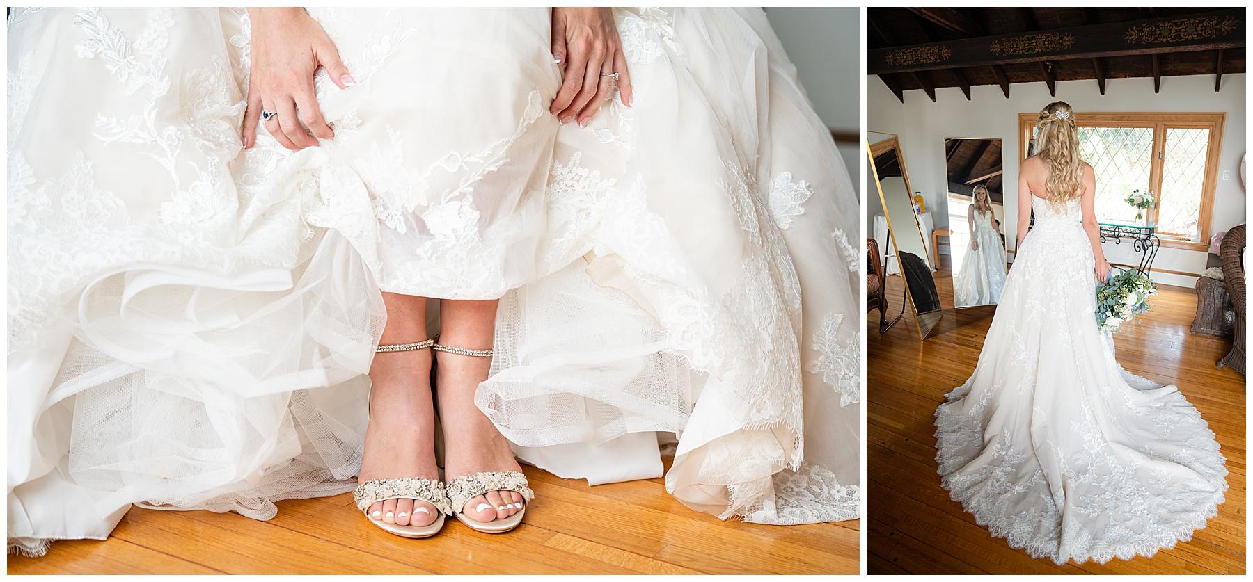 bridal heals