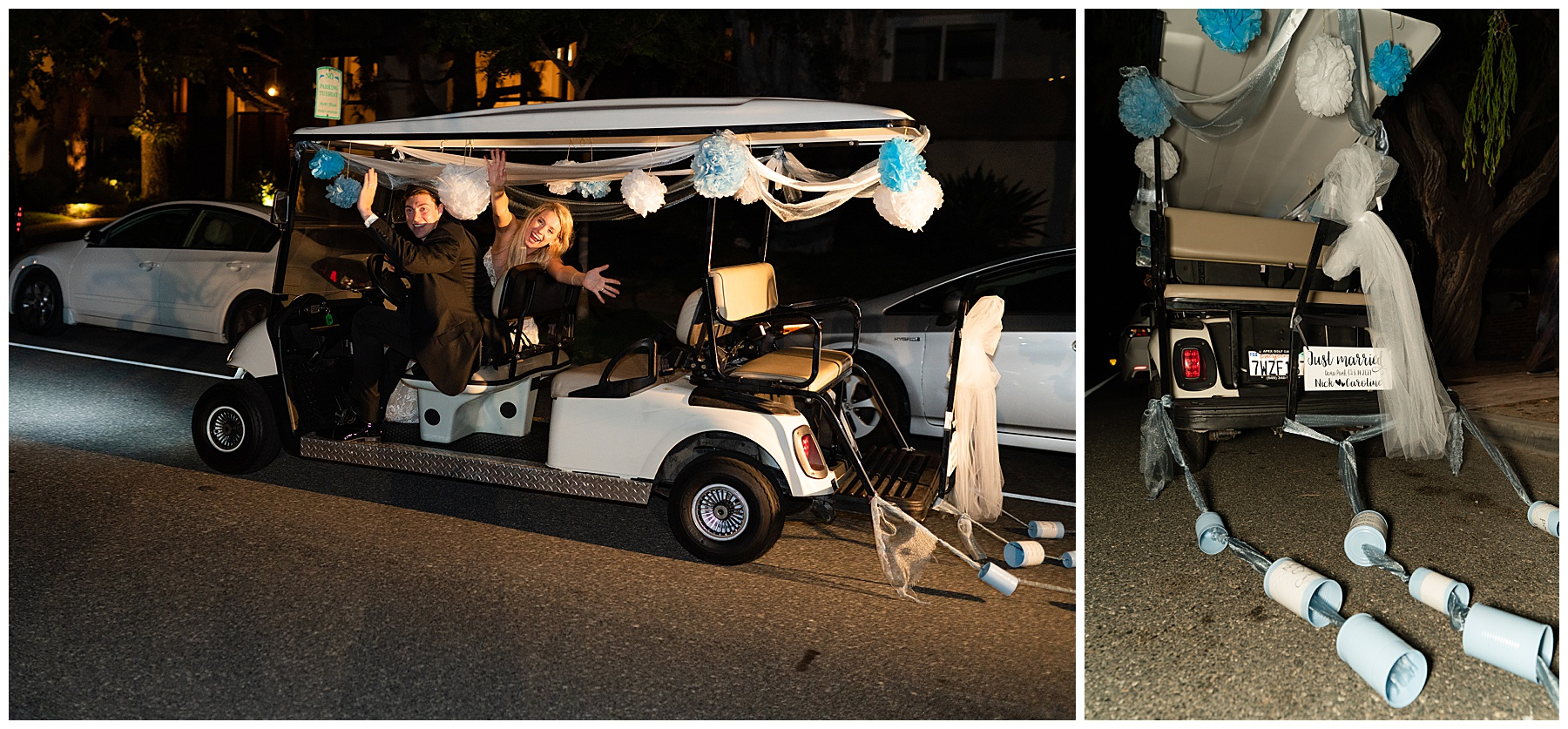 get a way golf cart